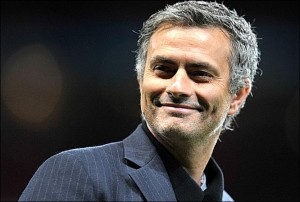 Chelsea boss Jose Mourinho is claiming that the Blues' main objective this season is  top four