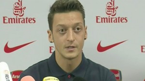Arsenal's club-record signing Mesut Ozil has been criticised for his recent displays for the Gunners