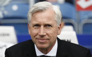 Newcastle boss Alan Pardew's future at the north east club is in doubt