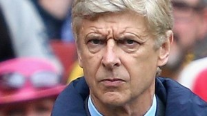 Arsenal boss Arsene Wenger has saw his side slip to third in the Premier League table