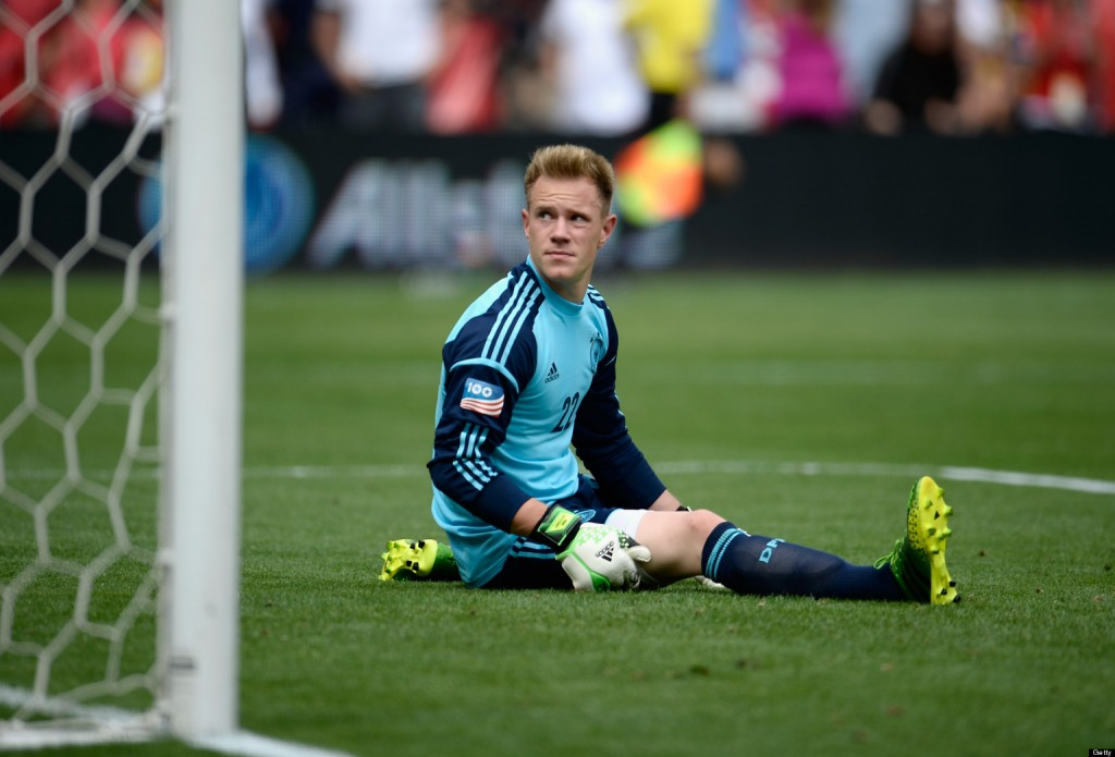 Borussia Monchengladbach sporting director Max Eberl has confirmed highly-rated goalkeeper Marc-Andre ter Stegen will leave the club at the end of the season.