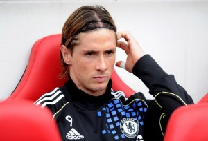 Chelsea striker Fernando Torres has not ruled out a return to former-club Atletico Madrid
