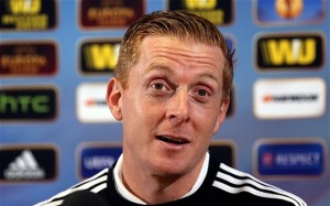 Swansea interim boss Garry Monk will be under pressure after his side lost 2-1 at home to fellow strugglers West Brom on Saturday