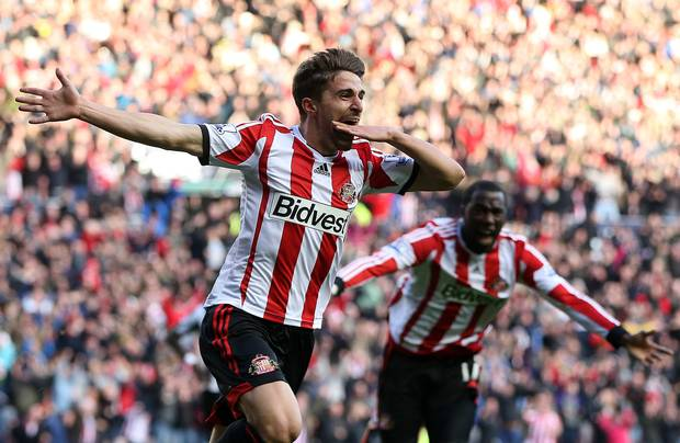 Liverpool striker Fabio Borini, currently plying his trade at Sunderland, has revealed he will decide his long-term future at the end of the season.
