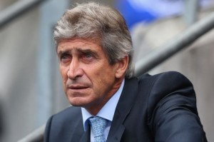 Manuel Pellegrini's Manchester City will be under increased pressure  to win the Premier League after Champions League exit