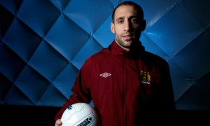 Manchester City full-back Pablo Zabaleta believes the destiny of the Premier League title is in his team's hands