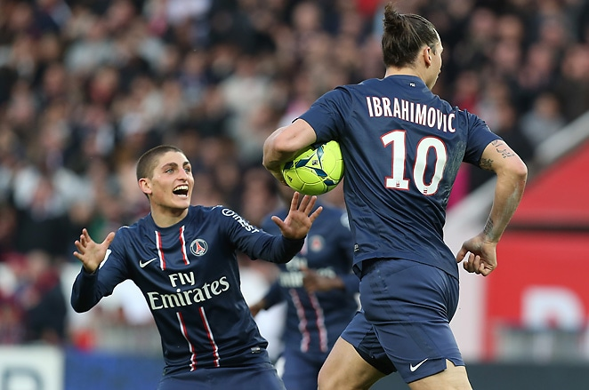 Real Madrid manager Carlo Ancelotti has rubbished reports linking the Spanish giants with summer moves for PSG pair Marco Verratti and Zlatan Ibrahimovic.
