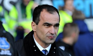 Everton boss Roberto Martinez's positivity has helped the Toffees to be in with an outside chance of a Champions League spot this season