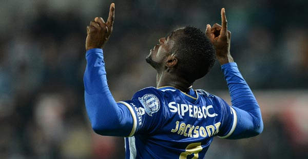 S.S.C. Napoli sporting director Riccardo Bigon has confirmed the club's interest in FC Porto striker Jackson Martinez.