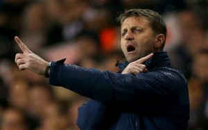 Could Tottenham boss Tim Sherwood be heading for the exit door this summer?