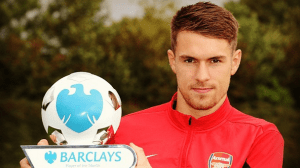 Welsh midfielder Aaron Ramsey has shown everybody how to prove doubters wrong at Arsenal and could be a good example to Mesut Ozil