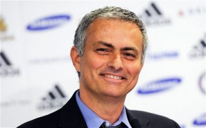 Chelsea boss Jose Mourinho has continually played down talk of his team's title credentials