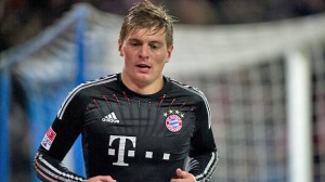 Bayern Munich midfielder Toni Kroos has been Linked with a summer move to Manchester United