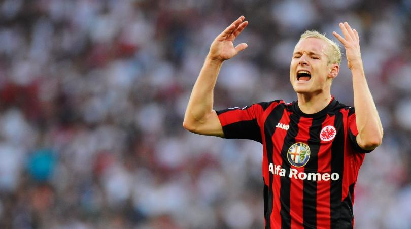 Bayern Munich have confirmed the signing of Germany Under-21 international Sebastian Rode from Eintracht Frankfurt on a free transfer.