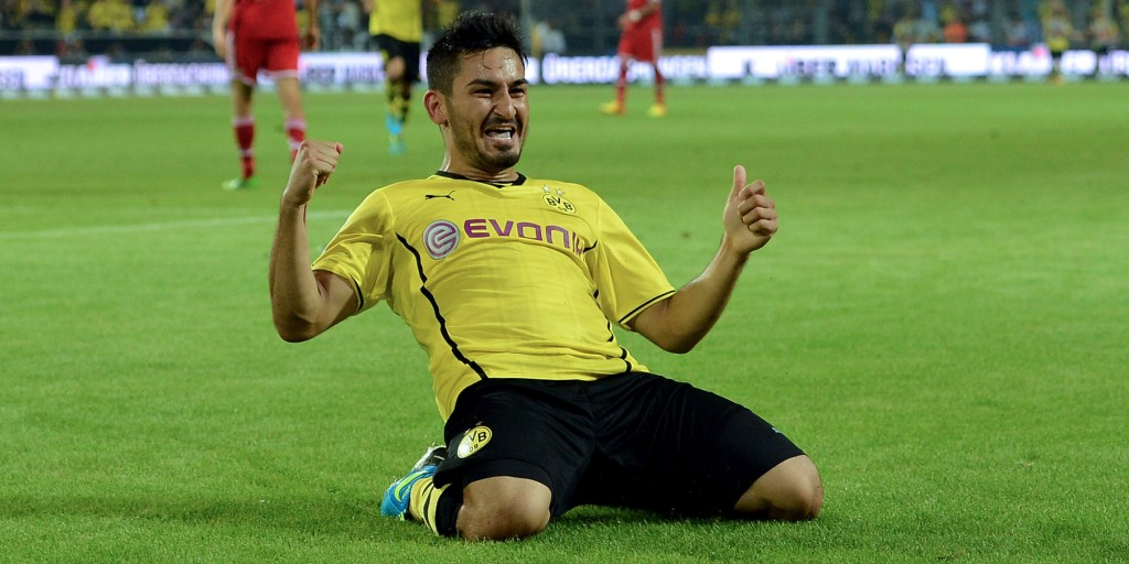 Borussia Dortmund midfielder Ilkay Gündogan has put pen to paper on a new deal which will keep him at Signal Iduna Park until 30 June 2016.