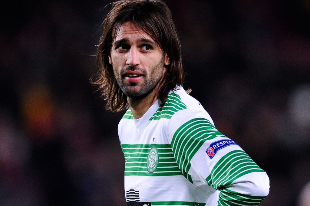 Celtic F.C. manager Neil Lennon has conceded Georgios Samaras could be leaving the club in the summer.