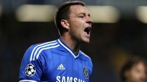 Chelsea captain John Terry hopes to sign a new contract and end his footballing career at Stamford Bridge.