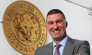 Nigel Pearson has guided Leicester to promotion to the Premier League