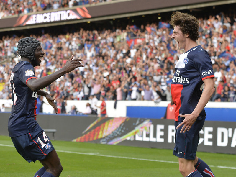 Paris Saint-Germain boss Laurent Blanc has revealed he wants to keep highly-rated midfielder Adrien Rabiot at the club amid reported interest from English Premier League heavyweights Chelsea.