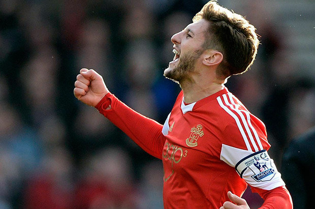 Southampton F.C. midfielder Adam Lallana has refused to rule out a summer move away from St Mary's amid reports linking Liverpool and Manchester United with the England international.