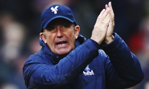Crystal Palace boss Tony Pulis has done a superb job guiding the Eagles to safety this season