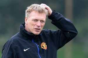 Manchester United part-company with boss David Moyes on Monday after just 10 months in charge