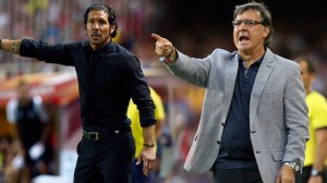 Barcelona boss Tata Martino was out-thought by Atletico boss Diego Simeone