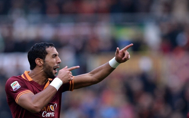 A.S. Roma sporting director Walter Sabatini has placed a €61 million price-tag on centre-back Mehdi Benatia ahead of the summer transfer window.