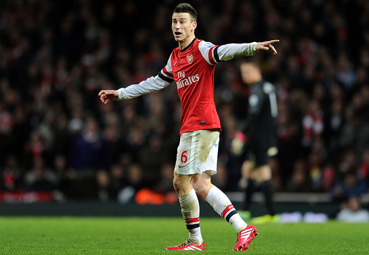 Arsenal F.C. defender Laurent Koscielny has put pen to paper on a new long-term contract at the Emirates Stadium.