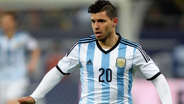 Argentina international striker Sergio Aguero has insisted he will stay at Manchester City this summer despite ongoing speculation linking him with Spanish giants Barcelona and Real Madrid.