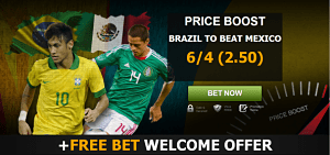 Mexico brazil betting odds betting l