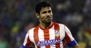 Atletico Madrid striker Diego Costa is believed to have passed a medical ahead of a move to Chelsea