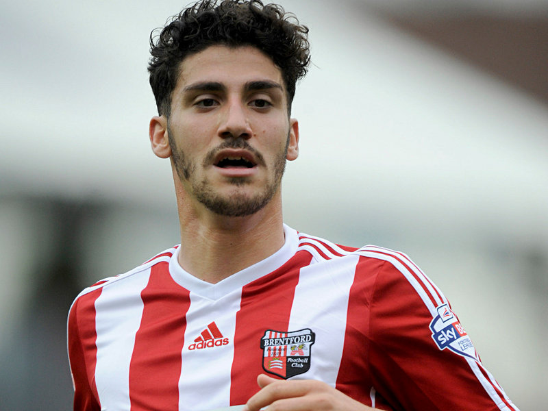 Fulham F.C. striker Marcello Trotta has claimed a number of Italian clubs are interested in him following his return to the club from a loan spell at Brentford.