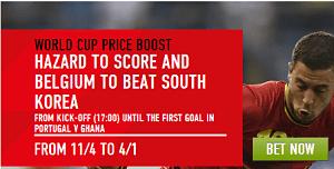 Belgium south korea betting par 3 masters betting lines