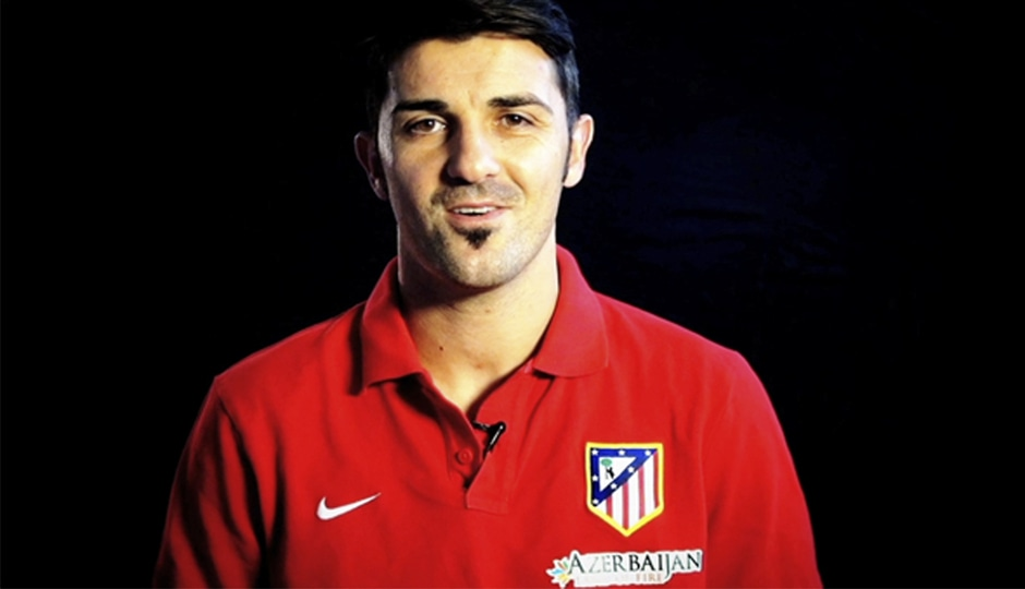 Spain international striker David Villa has confirmed he will leave La Liga champions Atletico Madrid this summer.