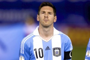 Will this be Lionel Messi's time to shine at the World Cup?