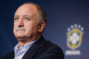 Brazil boss Luiz Felipe Scolari will need his team to improve if they are to win the World Cup this summer