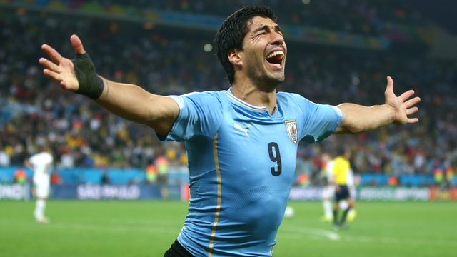 FC Barcelona and Liverpool FC have reach an agreement for the transfer of Uruguay international striker Luis Suarez.