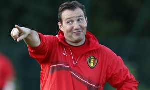 Belgium boss Marc Wilmots has guided his team to the quarter-finals of the World Cup
