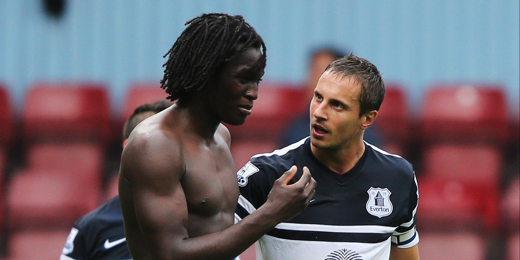 Does Romelu Lukaku s future lie at Everton Soccer News
