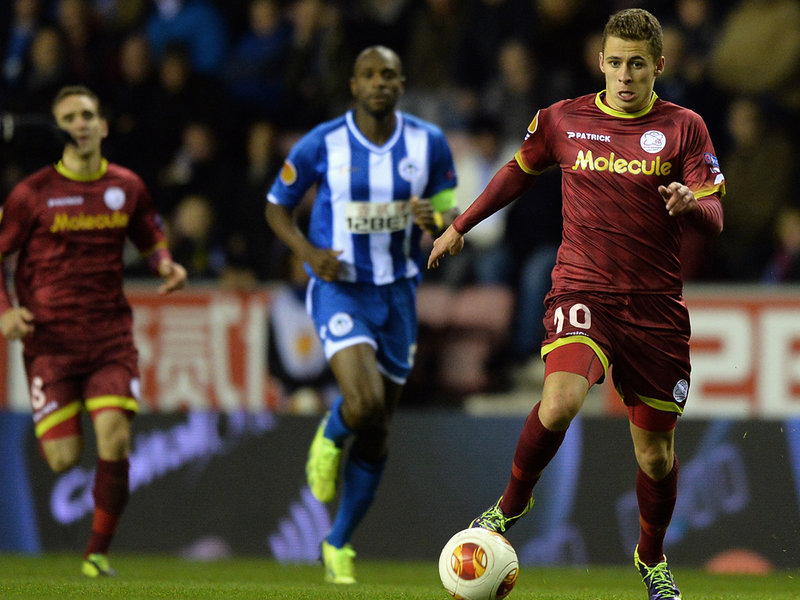 Thorgan Hazard happy to spend 2014-15 season on loan at Borussia Monchengladbach
