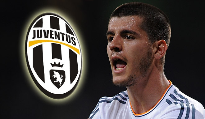 Three-time Italian Serie A champions Juvenuts F.C. have completed the signing of Álvaro Morata from Real Madrid for €20 million.