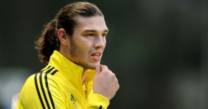 West Ham striker Andy Carroll is set to endure yet another spell on the sidelines through injury