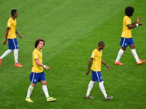 Hosts Brazil suffered a humiliating 7-1  defeat at the hands of Germany in the World Cup semi-finals
