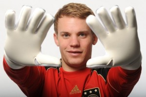 Germany's Manuel Neuer has impressed at the World Cup with his team reaching the semi-finals