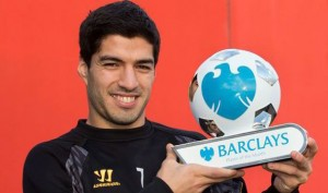 Liverpool's Luis Suarez looks set to leave the Reds and join Spanish giants Luis Suarez