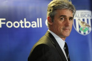 Alan Irvine will be hoping to keep West Brom clear of the Premier League relegation battle next season