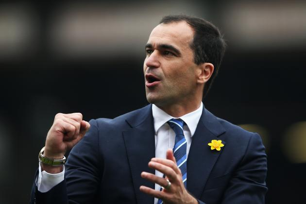 Everton boss Roberto Martinez has admitted that money may be an obstacle in the latter stages of the transfer window amid reports linking the club with Danny Welbeck and Samuel Eto'o.