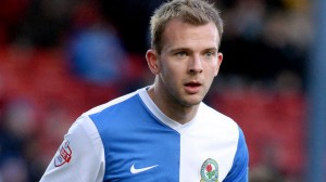 Blackburn striker Jordan Rhodes is being linked with a move to Hull