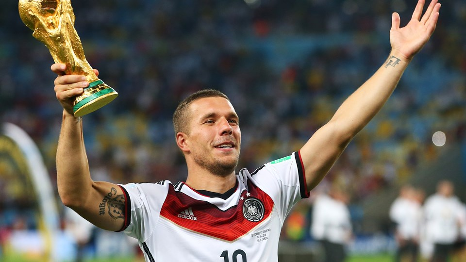The agent of Arsenal F.C. forward Lukas Podolski, Ali Pektas, has played down reports linking the player with a move to the Italian Serie A.